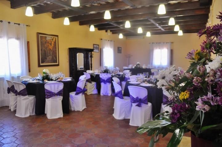 restaurante bodas sant cugat