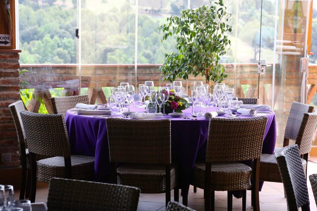 restaurante bodas sabadell nueva manteleria