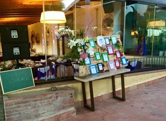 Restaurante bodas: Los novios nos obsequian, y ¡ nos encanta!