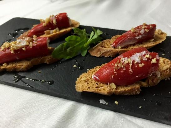 Restaurante bodas: Escoger menú