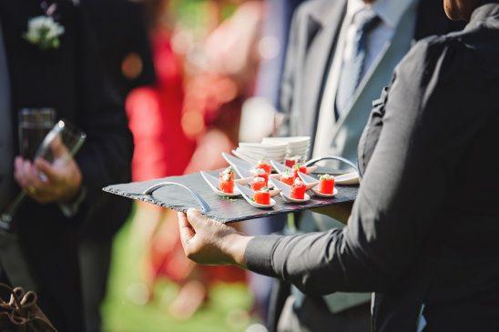 ¿Te atreves con un banquete vegetariano para el día de tu boda?